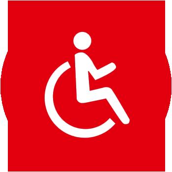 10 Mercado Service Behinderten Toiletten