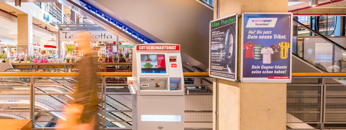 Gutscheinautomat V2